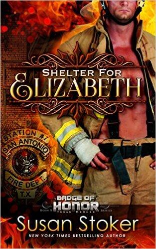 Shelter for Elizabeth by Susan Stoker