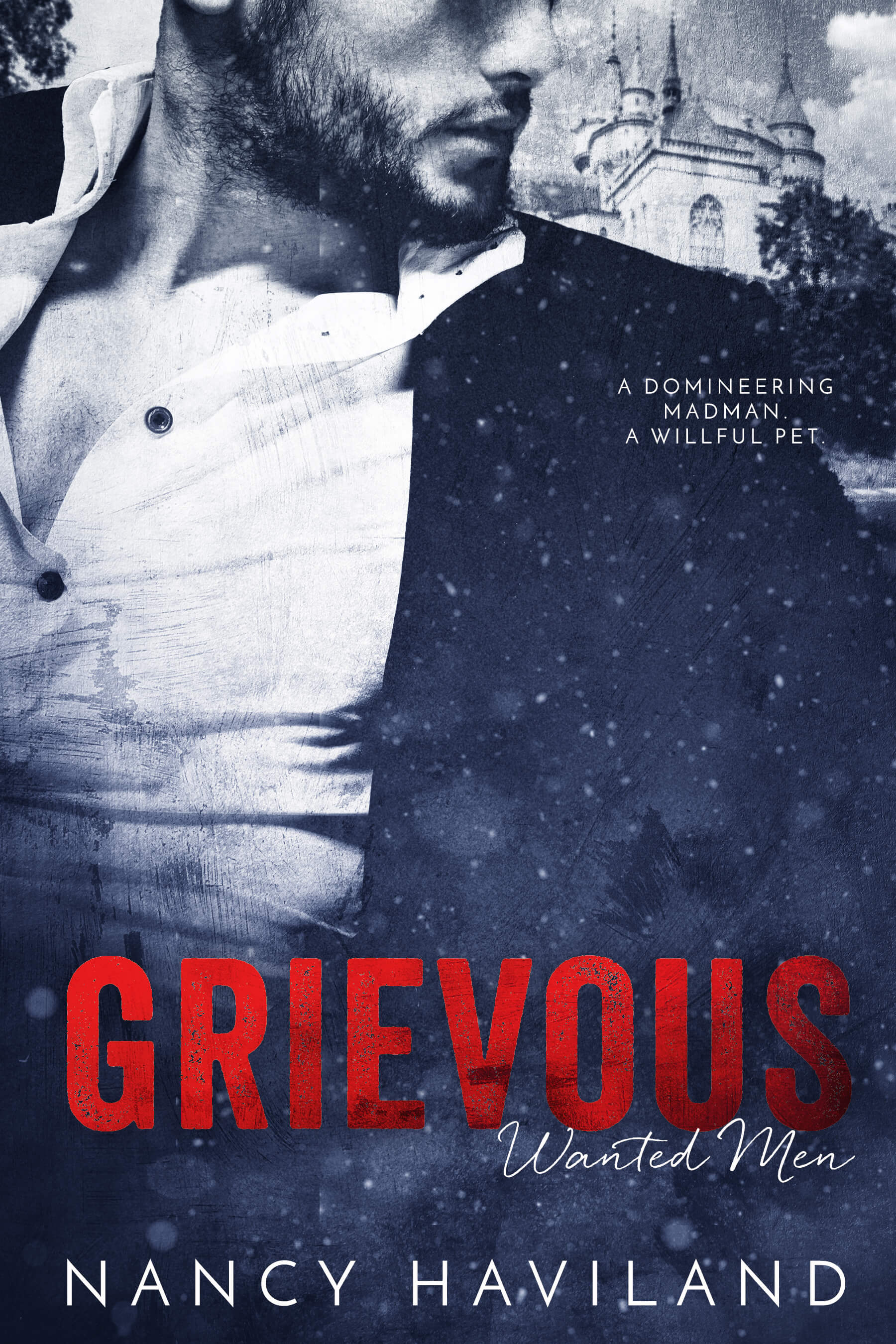 Grievous by Nancy Haviland