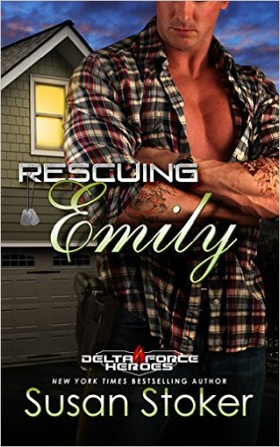 Rescuing Emily by Susan Stoker