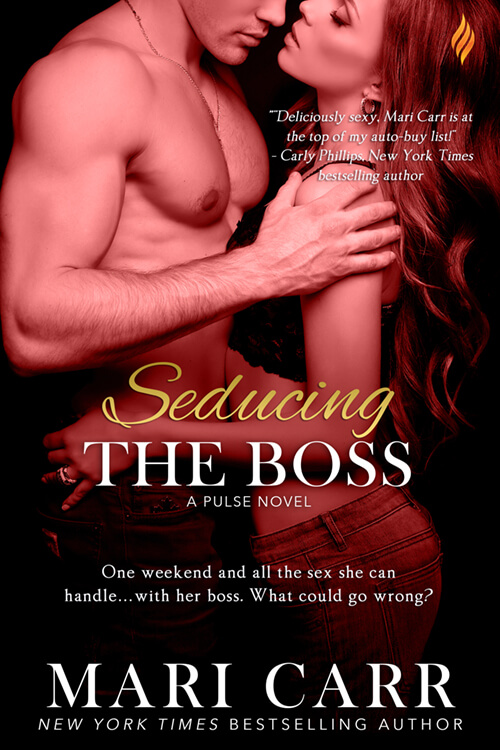 Seducing The Boss by Mari Carr