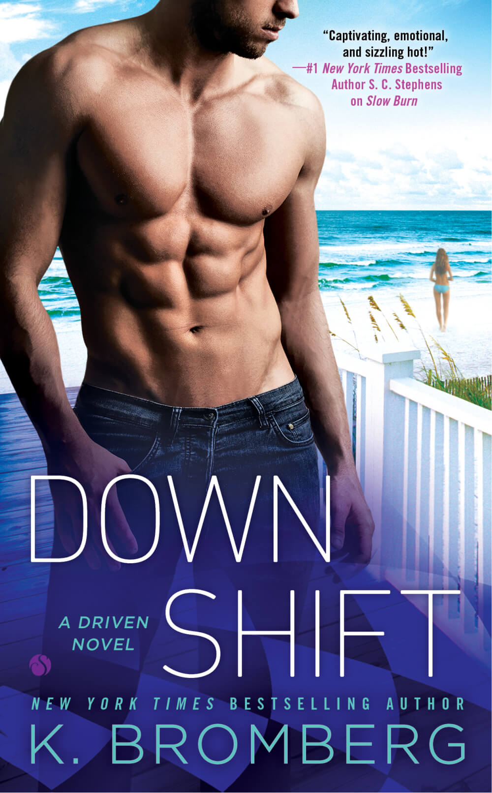 Down Shift by K. Bromberg