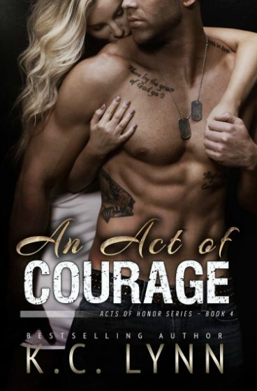 An Act of Courage by K.C. Lynn