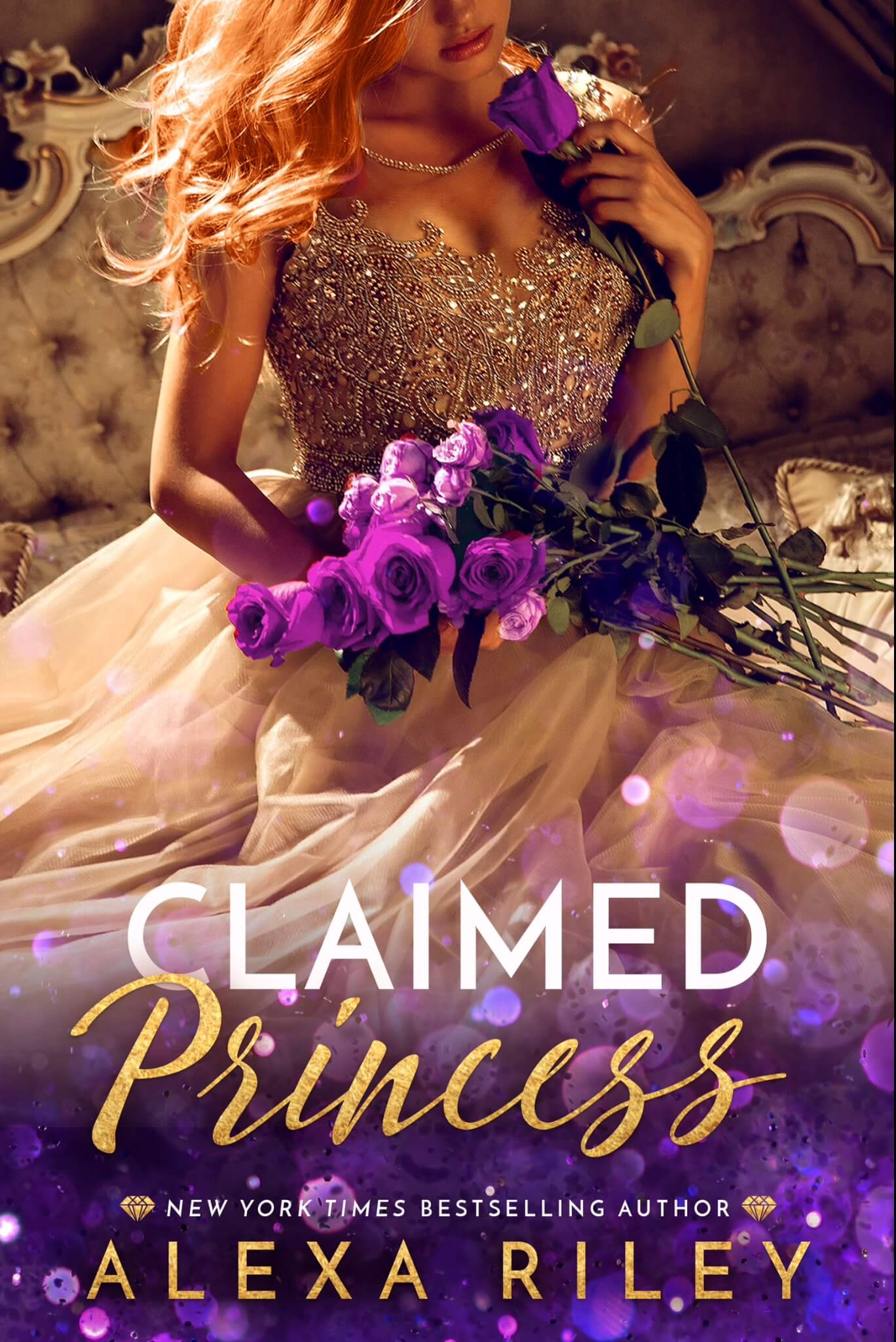 Claimed Princess by Alexa Riley
